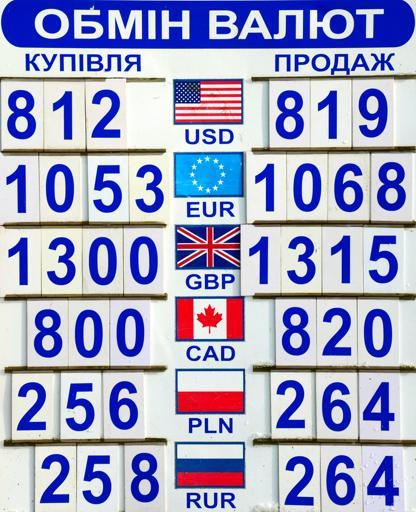 Выгодный курс обмена валют в Санкт-Петербургe на