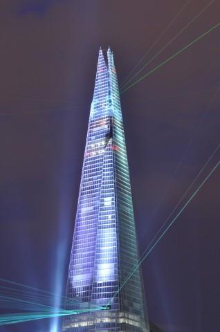 небоскреб The Shard