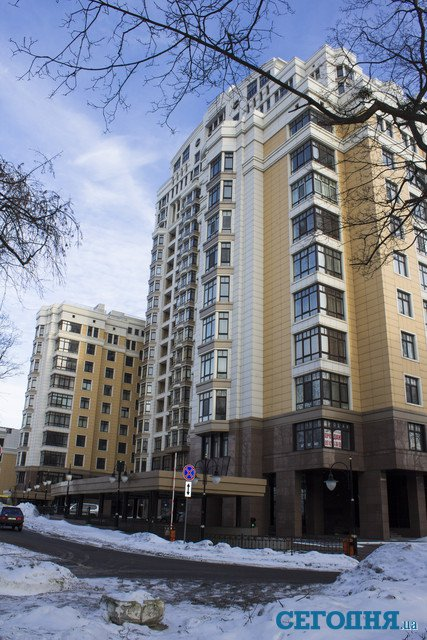 Офисно-квартирный комплекс Klovskiy на Кловском спуске