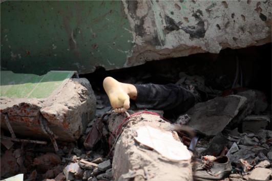 Бангладеш. Рухнул 8-ми этажной дом