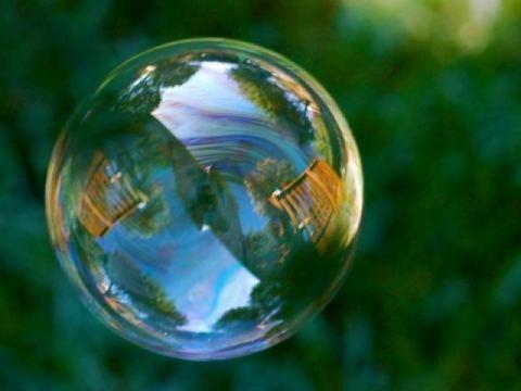 Пузырь — это круто! Это даже круче, чем мебель!