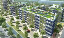 Крупнейший в мире пассивный энергоэффективный жилой комплекс строится сейчас в Германии - Посёлок Хайдельберг (Heidelberg Village)