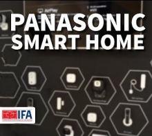 Panasonic строит умный дом