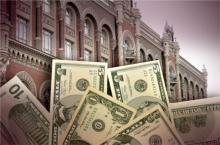 Нацбанк долари