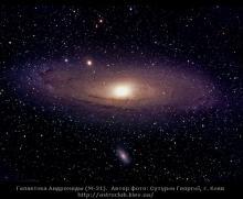 Галлактика Андромеда