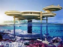 Подводный Отель Water Discus