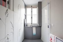Мини-квартира в Париже