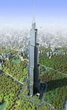 Небоскреб Sky City (Changsha)