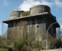 В гитлеровском бункере Flaktürm VI немцы решили построить электростанцию