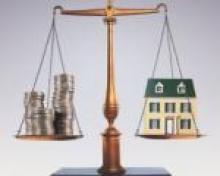Ваги: будинок та гроші
