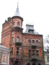 Будинок зі Шпилем