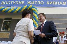 Доступне житло Киянам. Попов