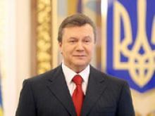 президент, Янукович